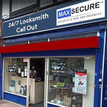 Locksmith store in Brompton